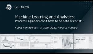 Machine Learning Analytics